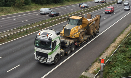 Large Sized Haulage